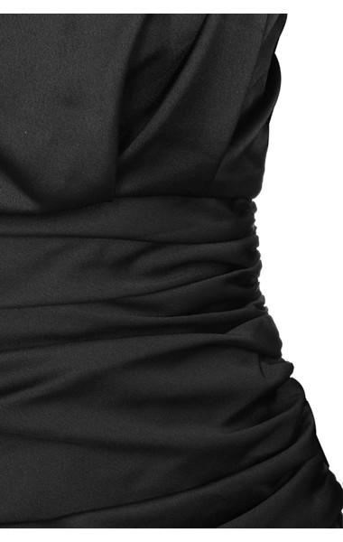 black giorgiana dress