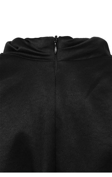 giorgiana black dress