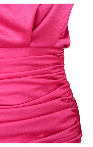 pink giorgiana dress