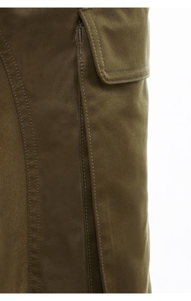 khaki inaya trousers