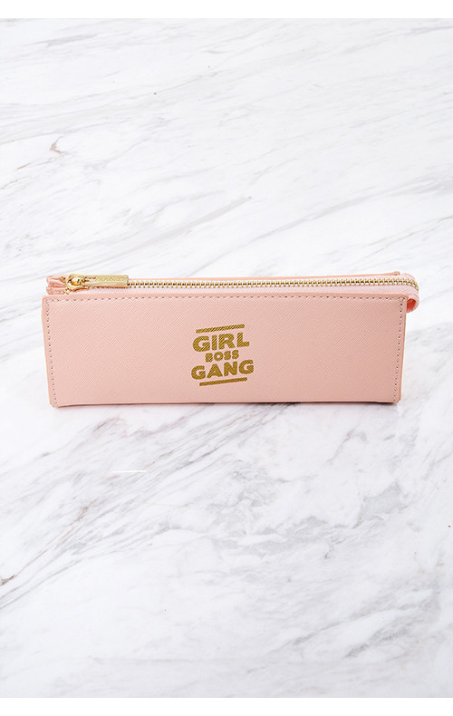 Pencil Case Pink