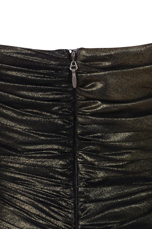 ilaria bronze dress