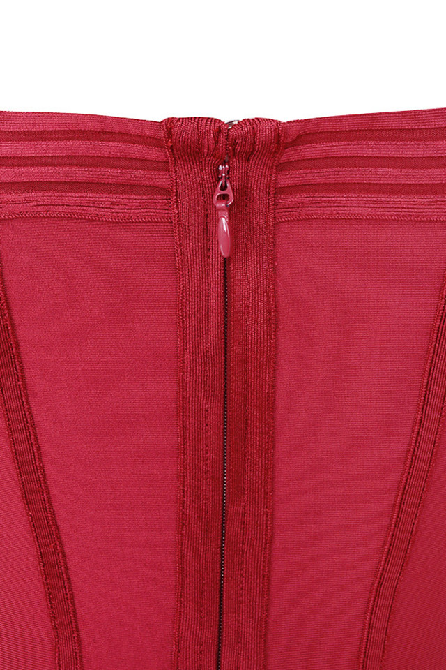 josephina red dress