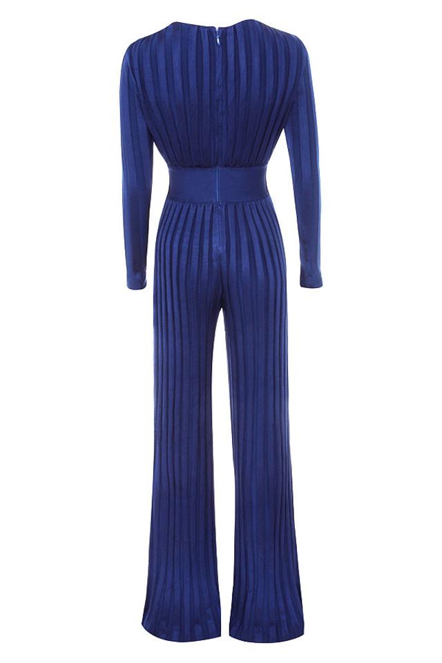 sariah jumpsuit in blue