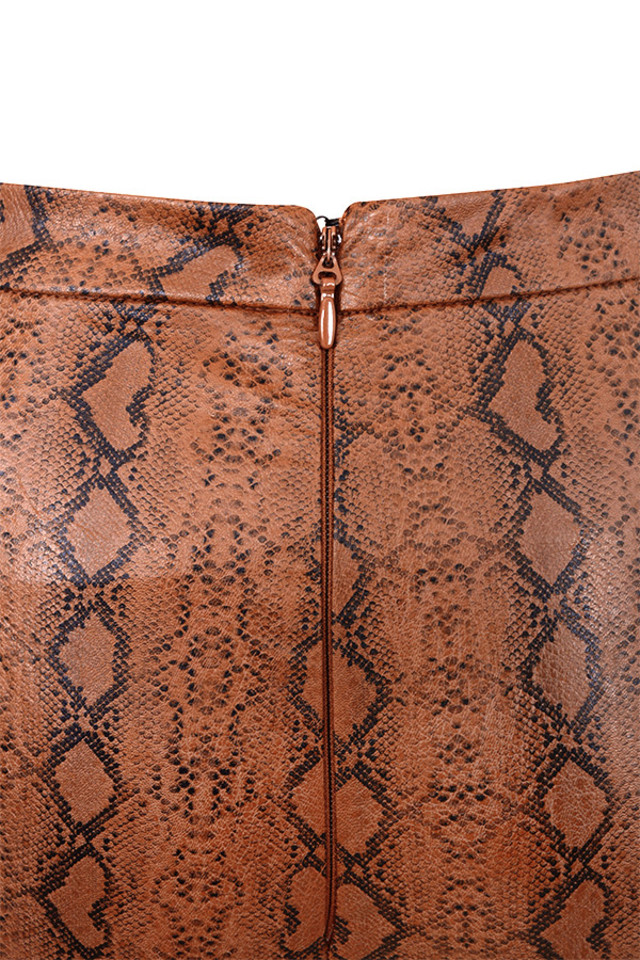 brown sophina trousers