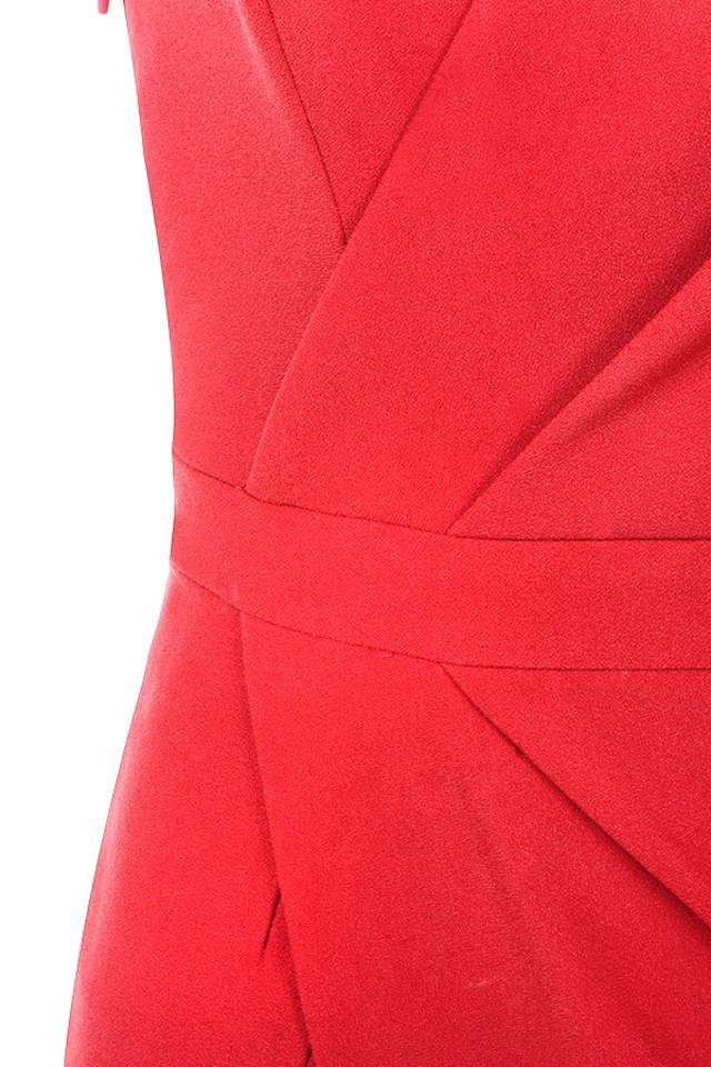 red uma dress