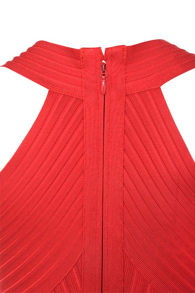 vivienne red dress