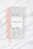 Hardback Notepad Monochrome