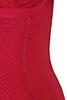red josephina dress