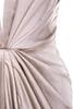 silver siqourney dress