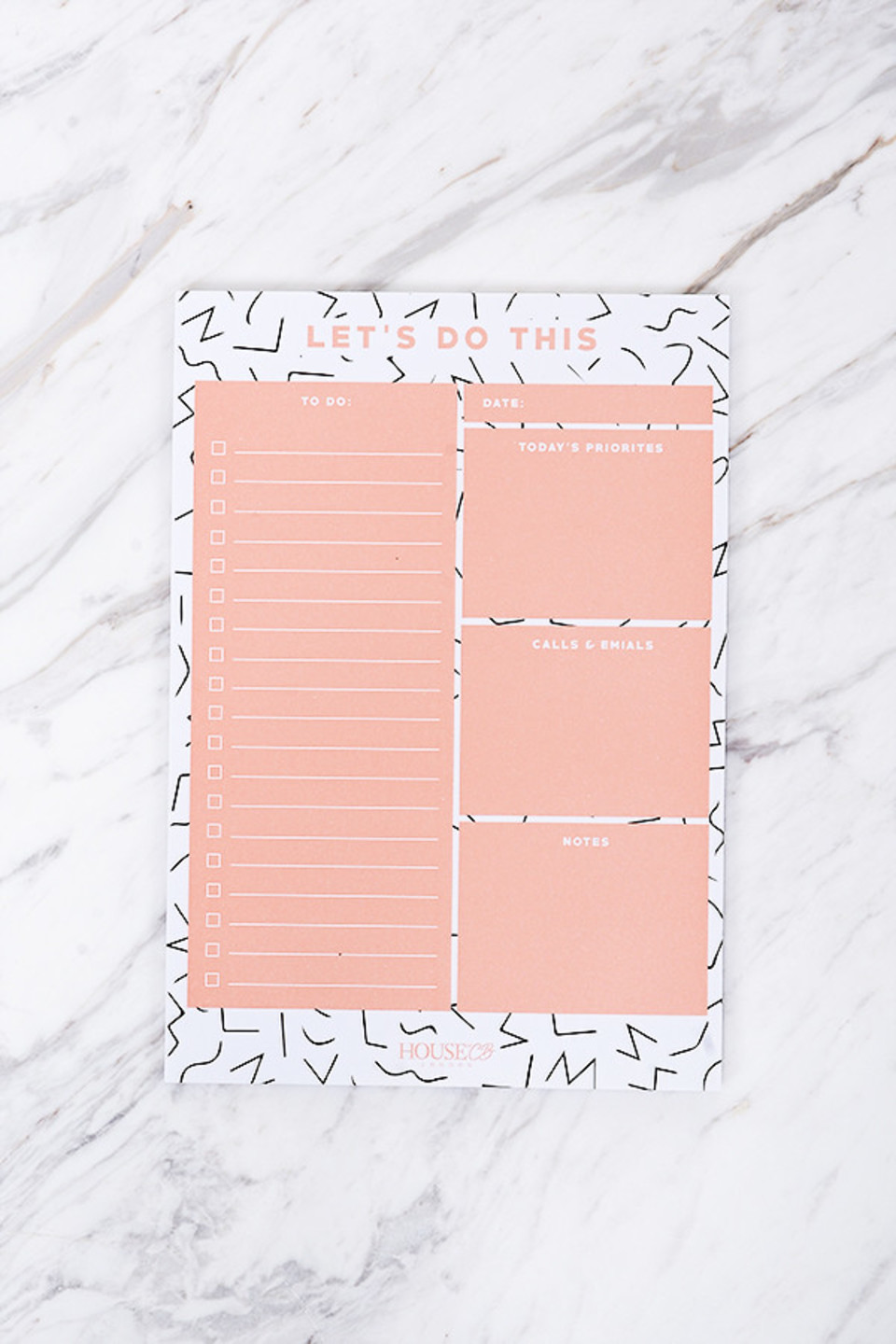 Lets Do it Planner Sheets Duo Pack