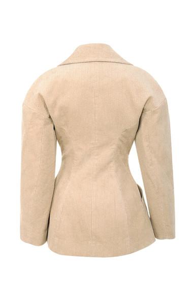 ada jacket in camel