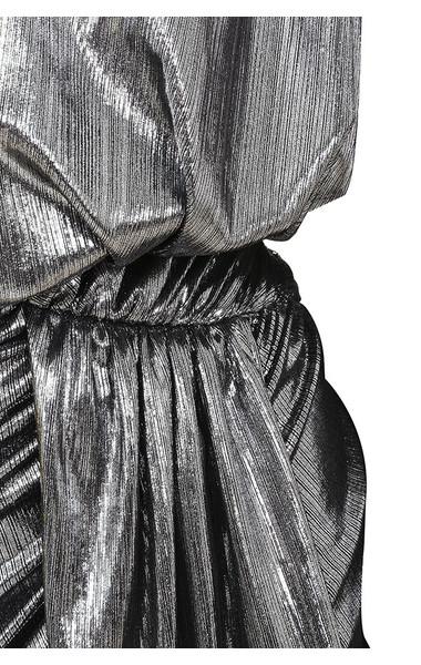 silver alvona dress