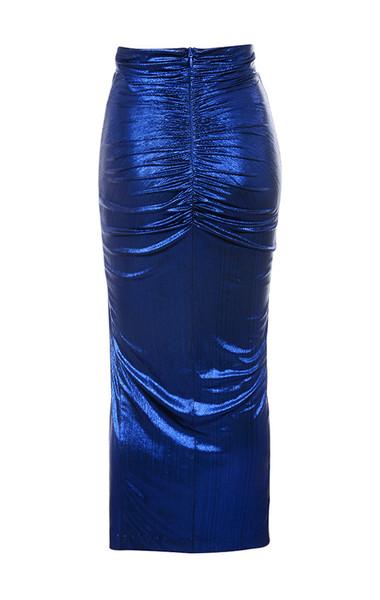 florinda skirt in blue