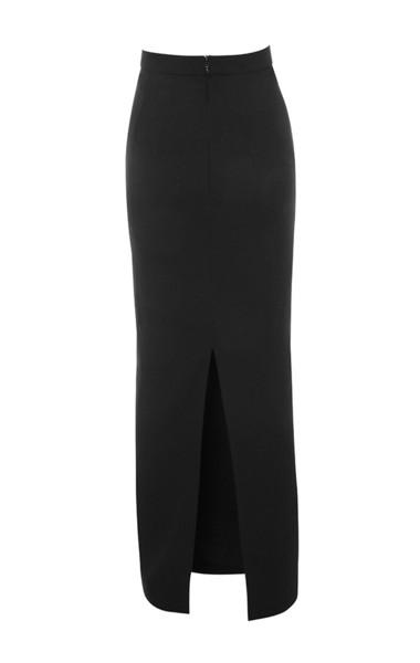 lavande skirt in black