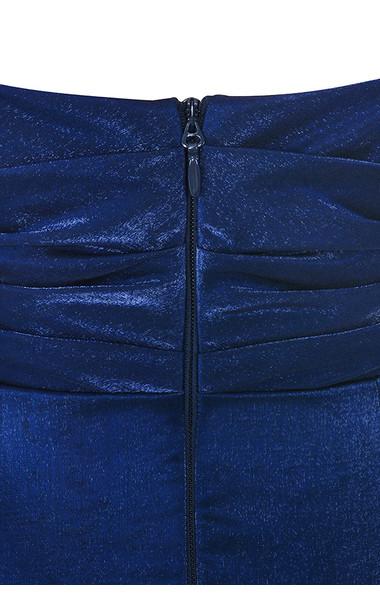 loulou blue dress