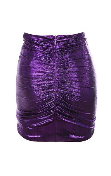 shahja skirt in purple
