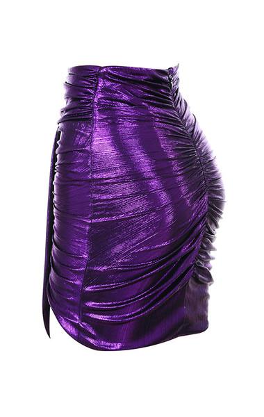 shahja in purple