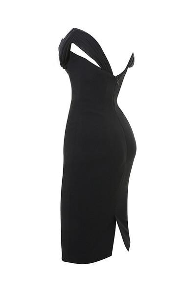 yolanda in black