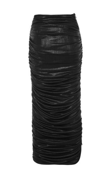 yuli skirt in black