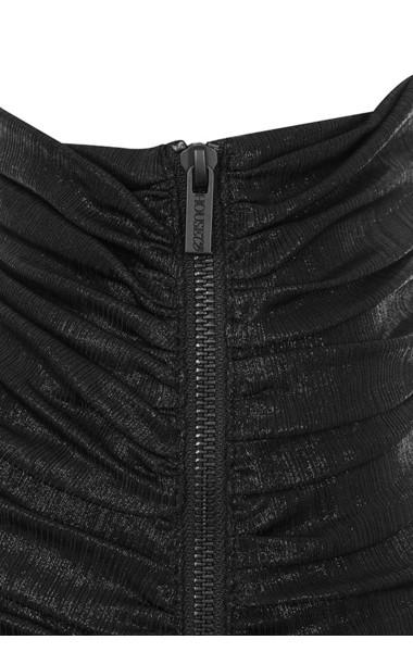 black yuli skirt