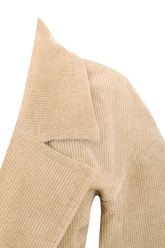 ada camel jacket