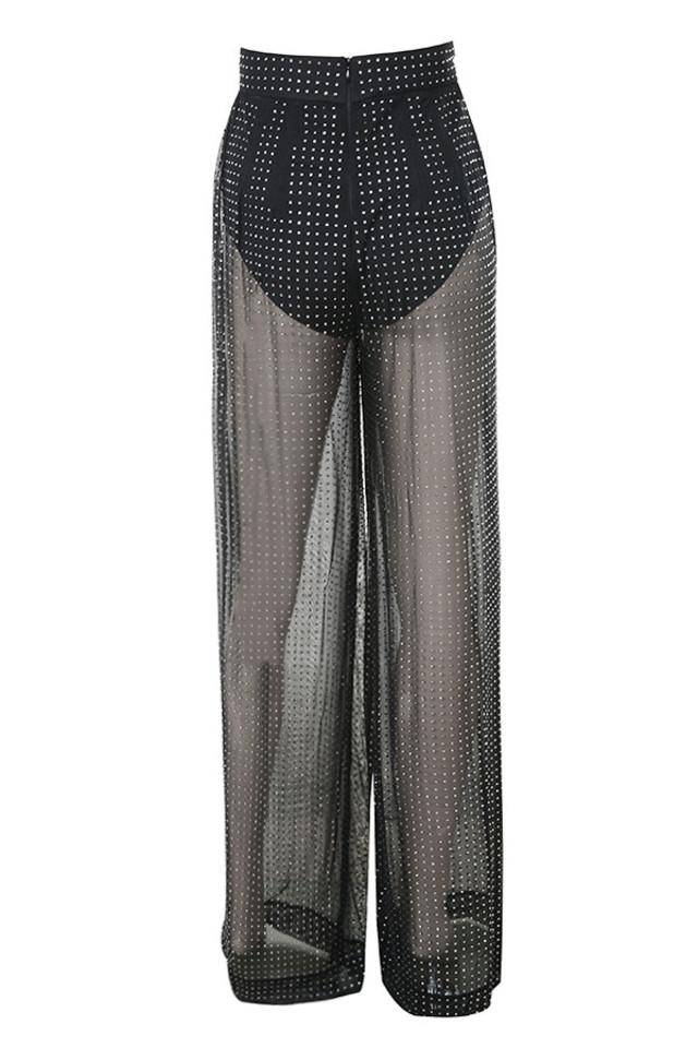 anya trousers in black