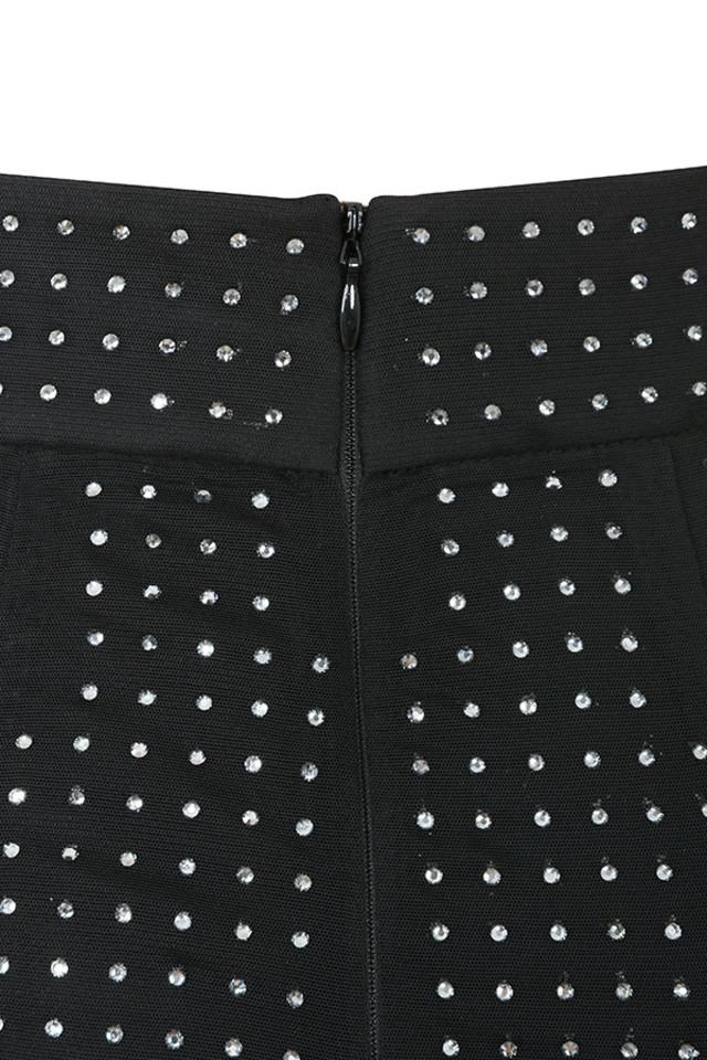 black anya trousers