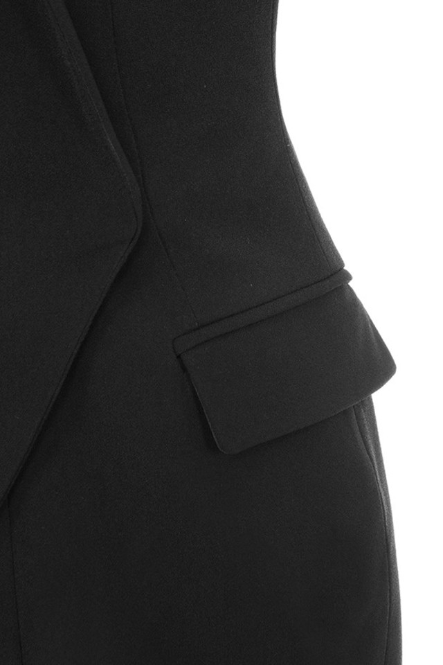 febe black jacket