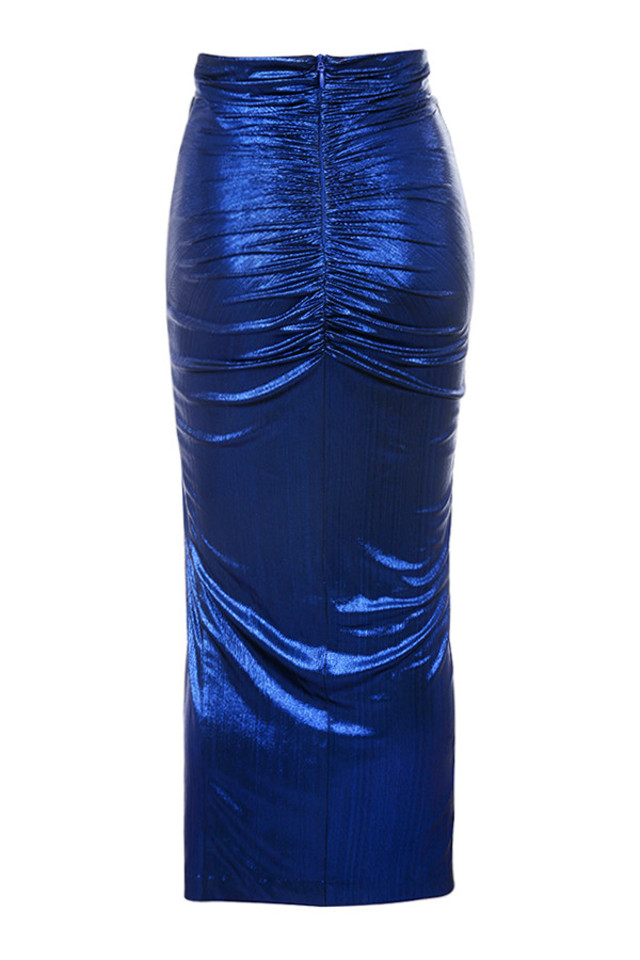 florinda skirt in blue