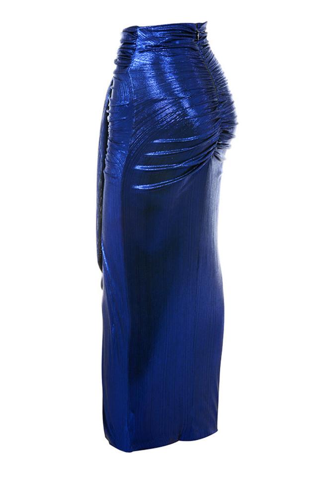 florinda in blue