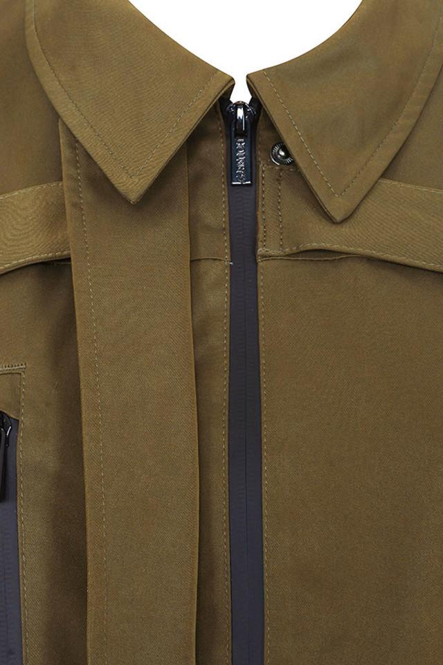 khaki gilli jacket