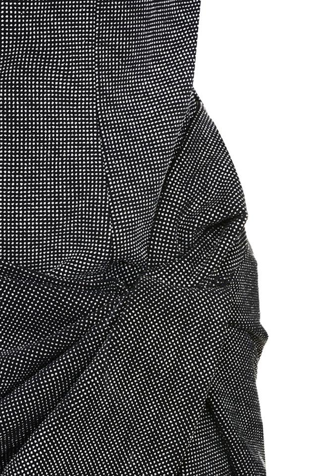 black gisella dress