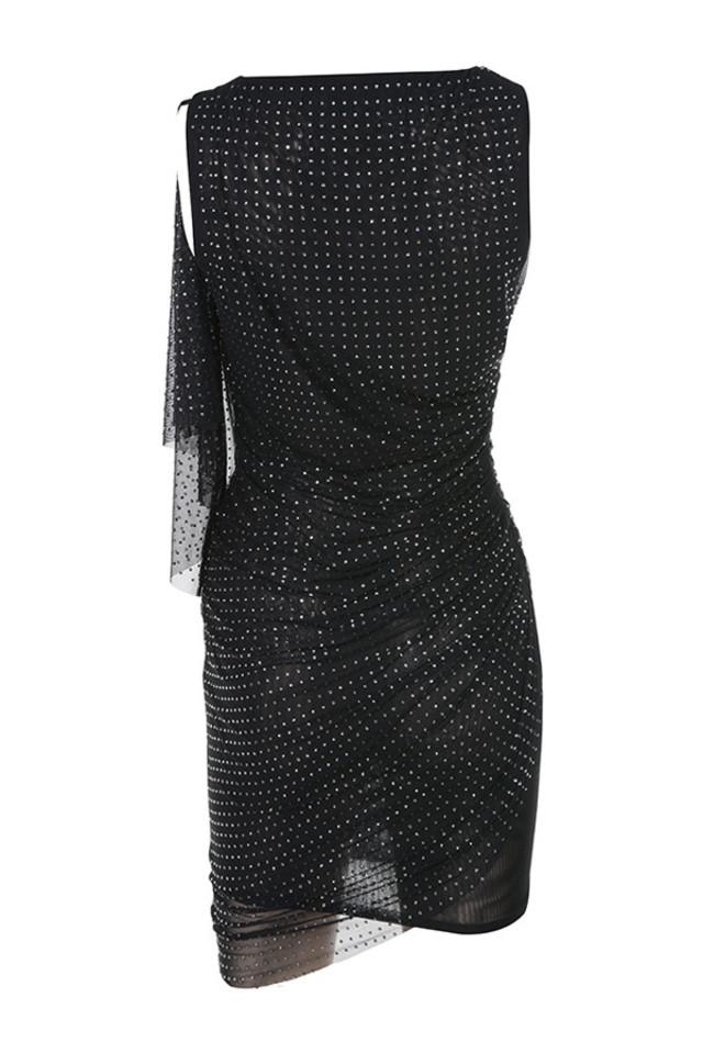 katrin dress in black