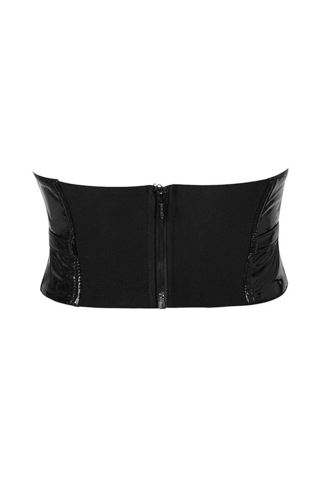 malvina belt in black