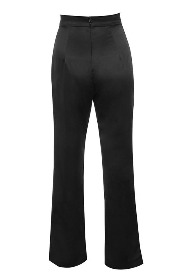meisha trousers in black