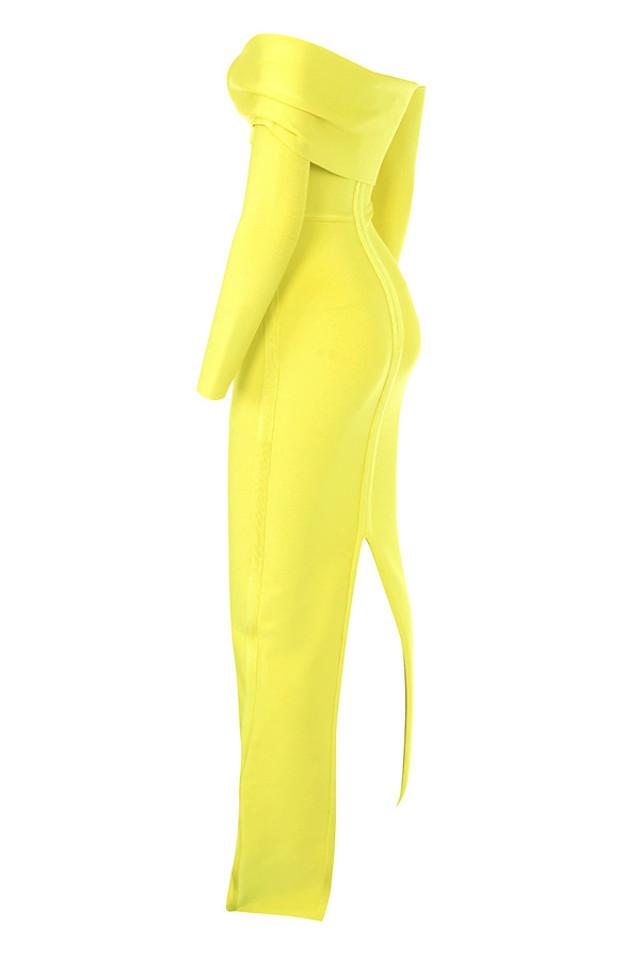 nalani in yellow