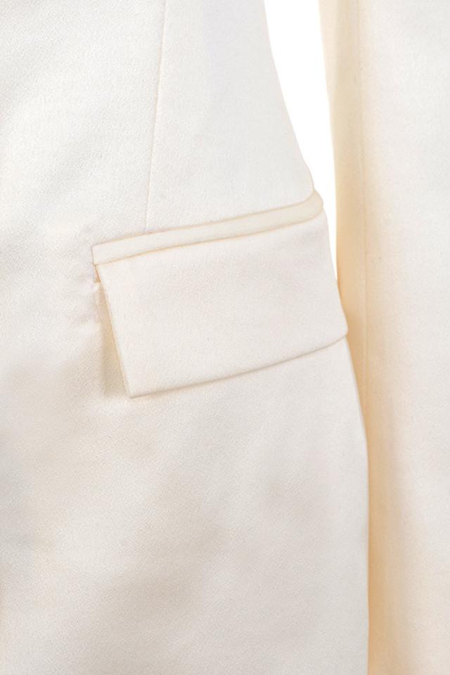 ivory perina jacket