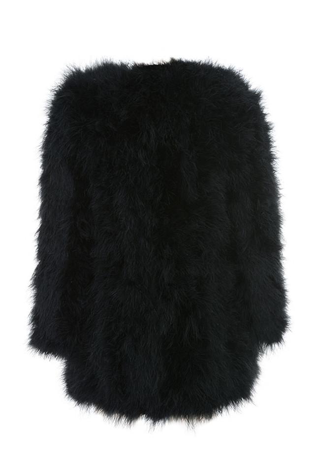 roberta jacket in black