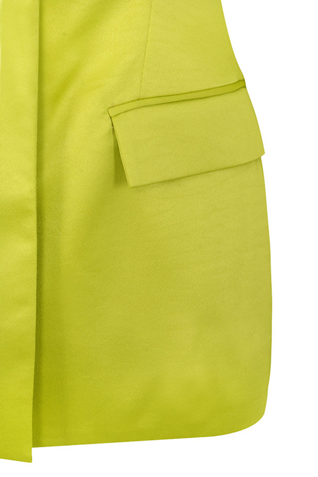 lime fionella jacket
