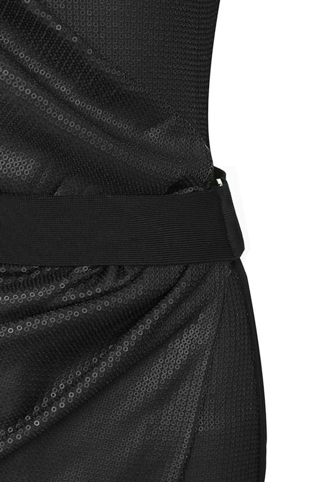 black viktoria dress