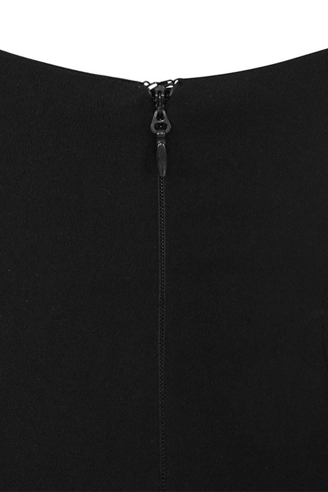 yolanda black dress