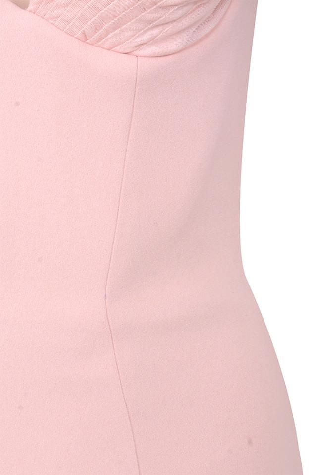 pink yolanda dress