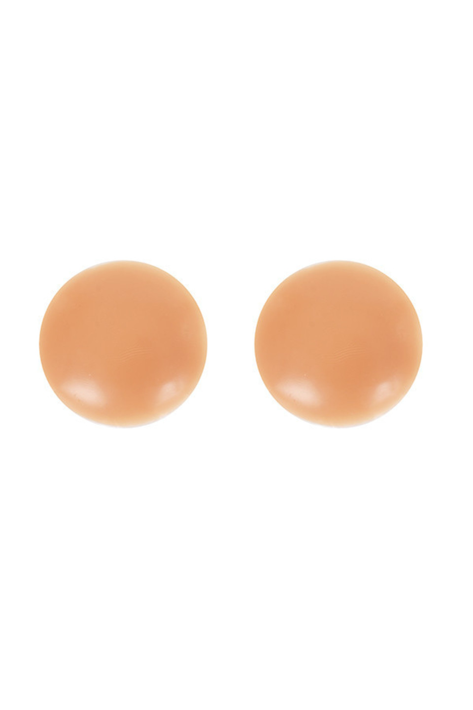 Silicon Dark Nude Nipple Covers
