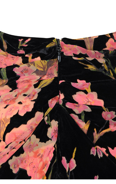 floral augustina skirt