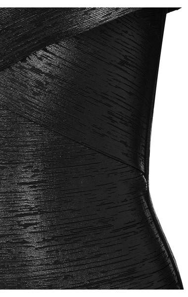 aziza in black