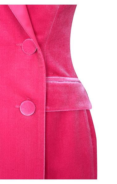 pink cristalle jacket