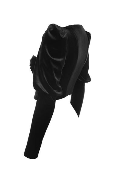 karla in black
