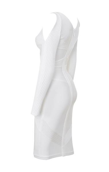 raffaella in white