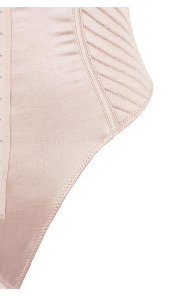 champagne sabrine bodysuit